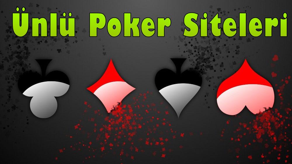 En Ünlü Poker Siteleri, Popüler Poker Siteleri, Ünlü Poker Siteleri, Ünlü Poker Sitesi