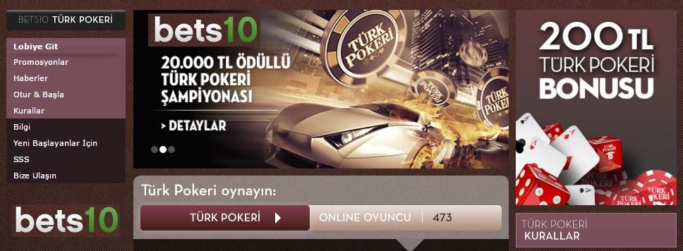 Bets10 Türk Pokeri, Bets10 Türk Pokeri Oyna, Best10 Türk Pokeri, Bets10 Kapalı Poker, Bets10 Canlı Türk Pokeri
